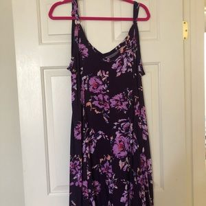Torrid Floral Maxi Dress